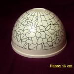 Pansy 15 cm