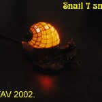 Snail 7 cm